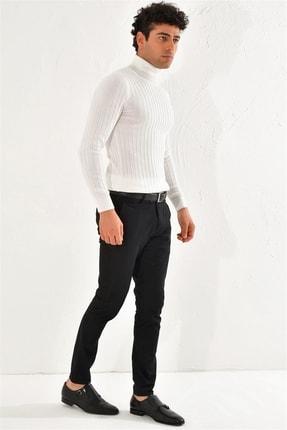 Efor P 1070 Skınny Siyah Spor Pantolon 1