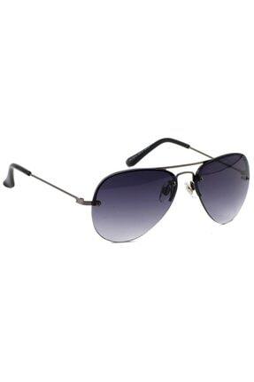 Paco Loren Paco Loren Erkek Güneş Gözlüğü Çerçevesiz Damla Siyah Pl1043s 0
