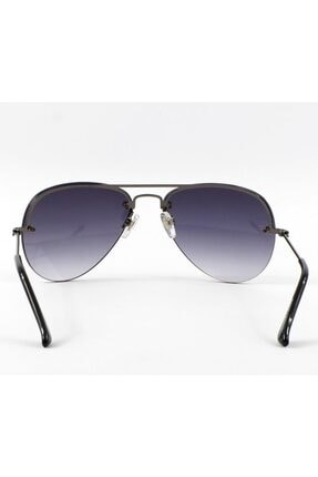 Paco Loren Paco Loren Erkek Güneş Gözlüğü Çerçevesiz Damla Siyah Pl1043s 3