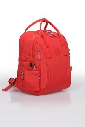 Smart Bags Kırmızı Kadın Sırt Çantası Smb1220 1