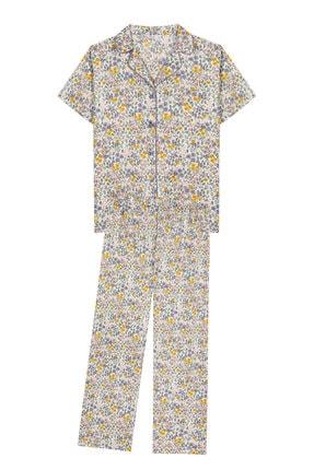 Penti Çok Renkli Grace Pijama Takımı 4