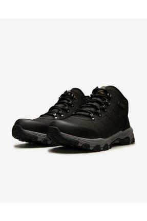 Skechers SELMEN-WALDER Erkek Siyah Outdoor Ayakkabı 66279 BLK 2