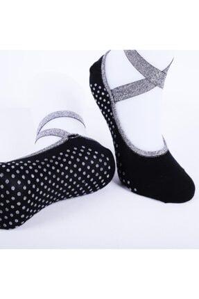 Bolero Pilates Yoga Bale Ve Dans Çorabı 3