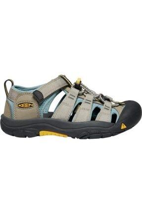 Keen Newport H2 Genç Sandalet Bej/mavi 4