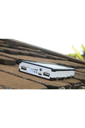 Mobitell 18000 Mah Güneş Enerjili Taşınabilir Powerbank 3