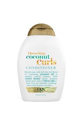 OGX Organıx Coconut Curls Nemlendirici Saç Kremi 385ml 0