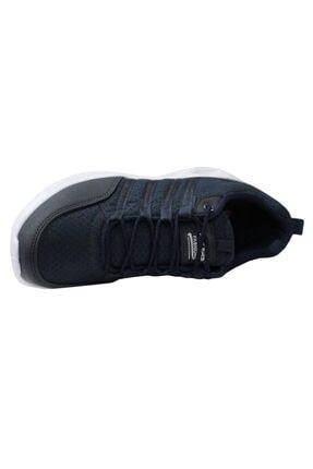 Wickers 2333 Lacivert-beyaz Anatomik (40-44) Erkek Spor Ayakkabı 3