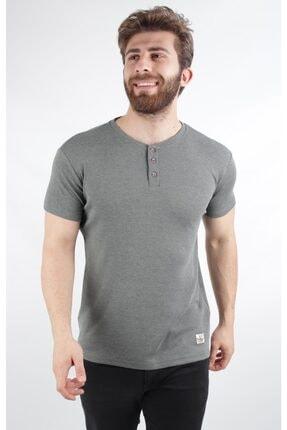 ALEXANDERGARDI Yarim Patli Kaşkorse Kumaş T-shirt, Mint Yeşili (B20-08119) 1