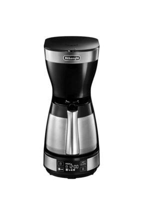 Delonghi Icm16731 Filtre Kahve Makinesi Siyah 3