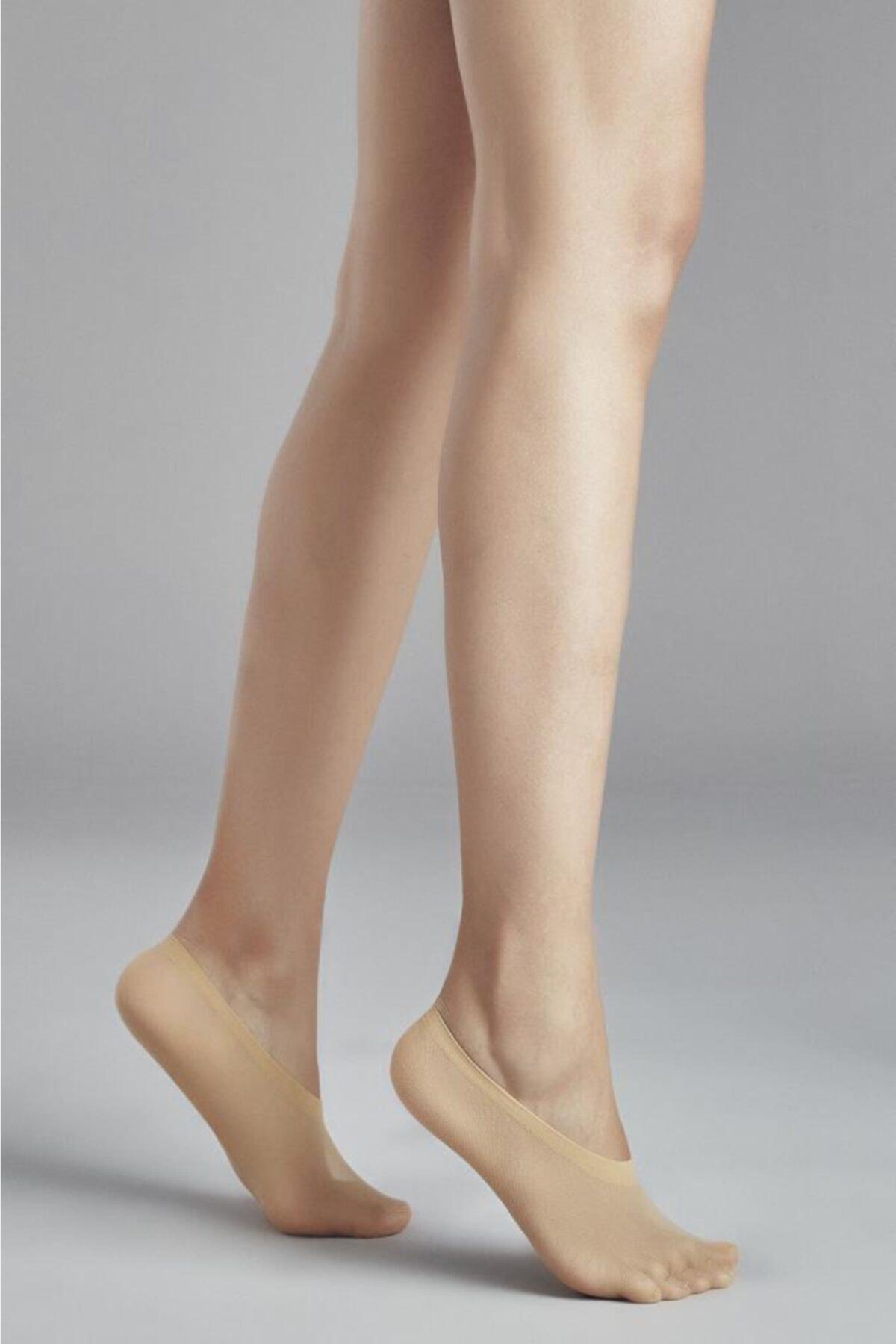 6 Çift Kadın Naylon Suba Çorap Bayan Babet Çorabı