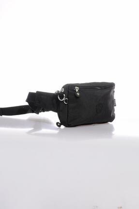 Smart Bags Smb3062-0001 Siyah Kadın Bel Ve Çapraz Çanta 1
