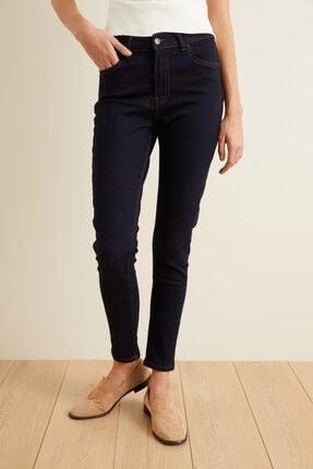 adL Kadın Lacivert Skinny Jean Pantolon 15339444000 0