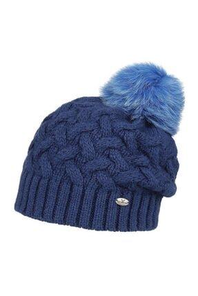 تصویر از ست دستکش و کلاه زنانه کد 3035C049