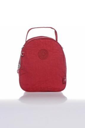 Smart Bags Smb3063-0021 Bordo Kadın Sırt Çantası 0