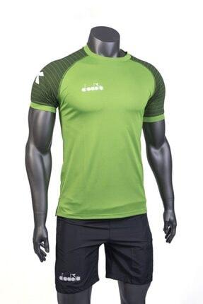 تصویر از Mundial Sıfır Yaka Çift Renkli Antrenman T-shirt