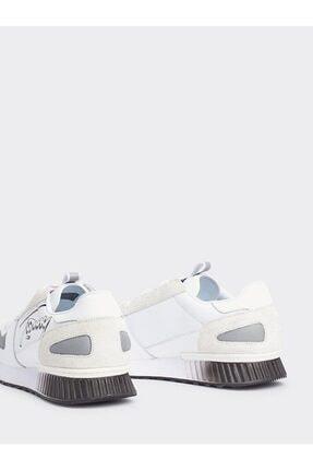 Tommy Hilfiger Leather Lıfestyle Sneaker 2