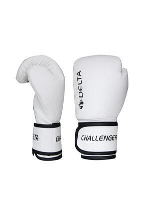 Delta Challenger Dura-strong Beyaz-siyah Boks Eldiveni 1