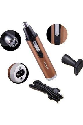 Techno phone Yeni Nesil Şarjlı Saç Sakal Burun Kulak Kılı Temızleme Kesme Makınası-pritech 0