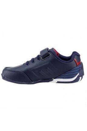 Jump Lacivert Kırmızı Erkek Çocuk Spor Ayakkabı 20810 2