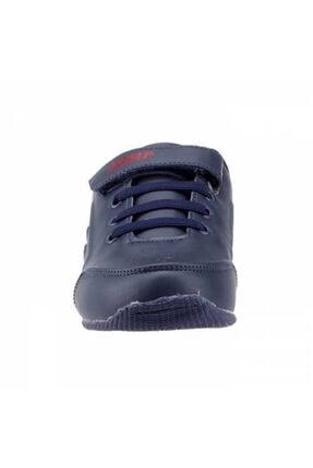 Jump Lacivert Kırmızı Erkek Çocuk Spor Ayakkabı 20810 4