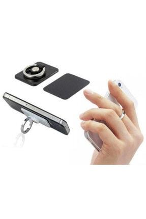 Go İthalat Yüzük Tasarım Telefon Tablet Tutucu Selfie Yüzüğü 0