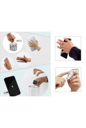 Go İthalat Yüzük Tasarım Telefon Tablet Tutucu Selfie Yüzüğü 3