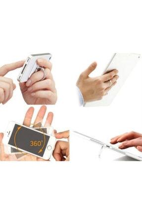 Go İthalat Yüzük Tasarım Telefon Tablet Tutucu Selfie Yüzüğü 4