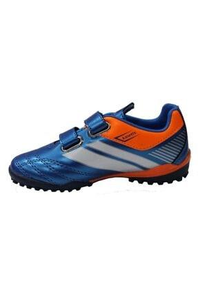 Kinetix TRIM TURF Saks Neon Yeşil Erkek Halı Saha Ayakkabısı 100232686 2