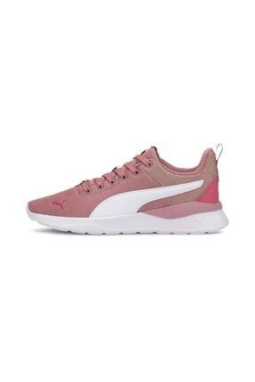 Puma 373174 01 Anzarun Lite Metallic Jr Kadın Sneaker Ayakkabı Pembe 0