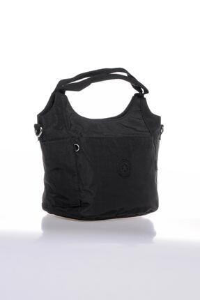 Smart Bags Smb3079-0001 Siyah Kadın Omuz Çantası 1