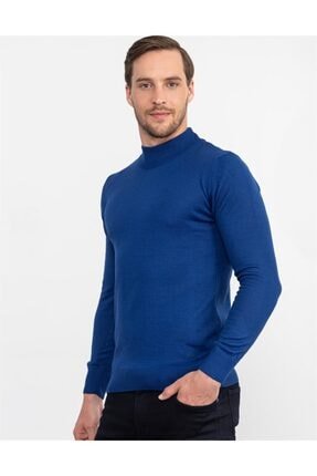 Tudors Sweater Wool Turtle Neck Calgery Kazak Sweater 0