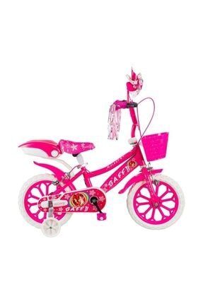 Tunca Baffy 15 Jant Bisiklet Pembe 0