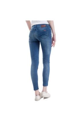 Mustang Jasmin Jeggins Kadın Jean Pantolon Açık Mavi 1