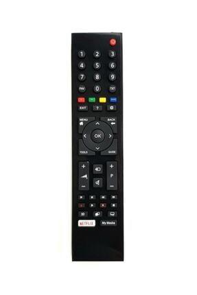 Arçelik Beko Altus Grundig Smart Lcd Led Tv Televizyon Kumandası Netflix Tuşlu 1