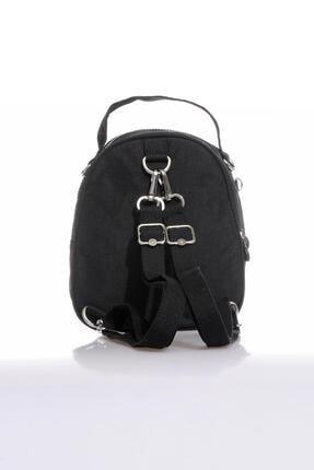 Smart Bags Smb3063-0001 Siyah Kadın Sırt Çantası 2