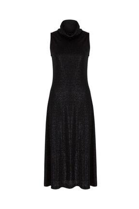 Nocturne Sim İplikli Örme Elbise 0