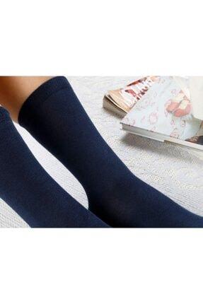 English Home Lucky Pamuk Kadın Çorap Lacivert 1