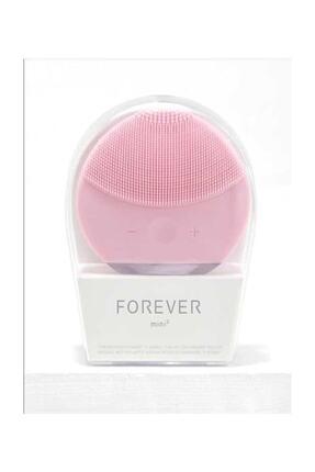 Forever Kadın Pembe Cilt Temizleme Ve Masaj Aleti 0