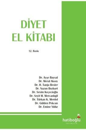 Hatiboğlu Yayınları Diyet El Kitabı Ayşe Baysal 0