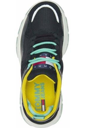 Tommy Hilfiger Kadın Tj Flatform Ayakkabı 3