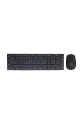 HAY TEKNOLOJİ Katip Osmanlıca Ince Klavye/mouse Seti (Kablosuz) 0