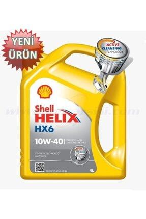 Shell Helix Hx6 10w40 4 Litre 1