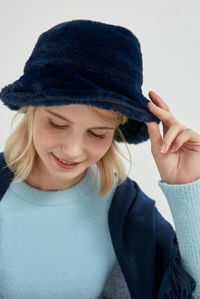 Y-London 12839-1 Lacivert Renk Bucket Şapka 1