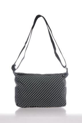 Smart Bags Smb3065-0127 Siyah/beyaz Kadın Çapraz Çanta 2