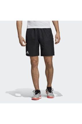 adidas Du0877 Club Erkek Siyah Şort 1