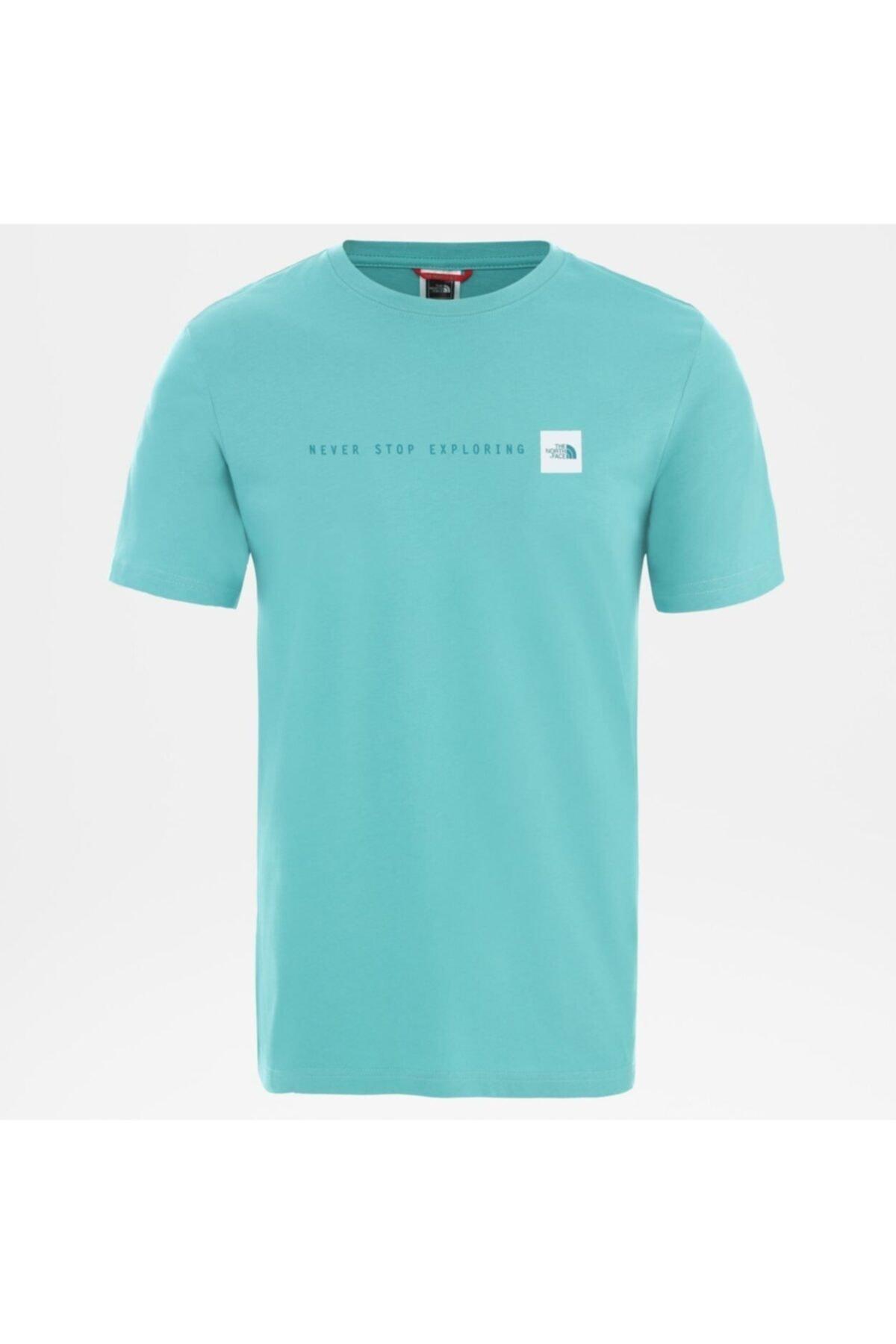 Erkek Nse T-shirt - Yeşil
