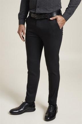 Efor P 1071 Slim Fit Siyah Spor Pantolon 3