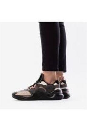 Puma Rise Kadın Kahverengi Spor Ayakkabı 2