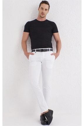Efor P 1073 Beyaz Spor Pantolon 2