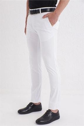 Efor P 1073 Beyaz Spor Pantolon 4